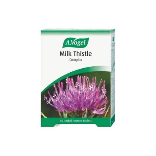 A.Vogel Milk Thistle Complex Tablets 60s