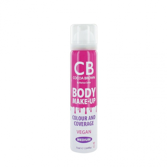 Cocoa Brown Body Makeup Medium