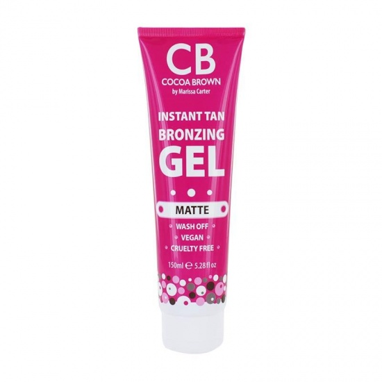 Cocoa Brown Bronzing Gel Matte