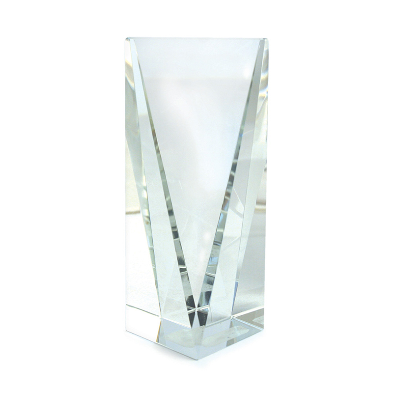 Tipperary Crystal Causeway 8 inch Crystal Trophy