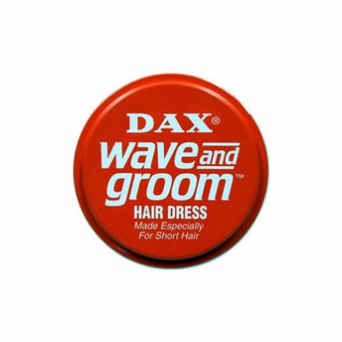 Dax Wax Red Wave and Groom 99g