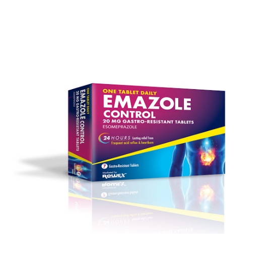Emazole Control Tablets