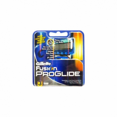 Gillette Fusion ProGlide Cartridges (4 pack)