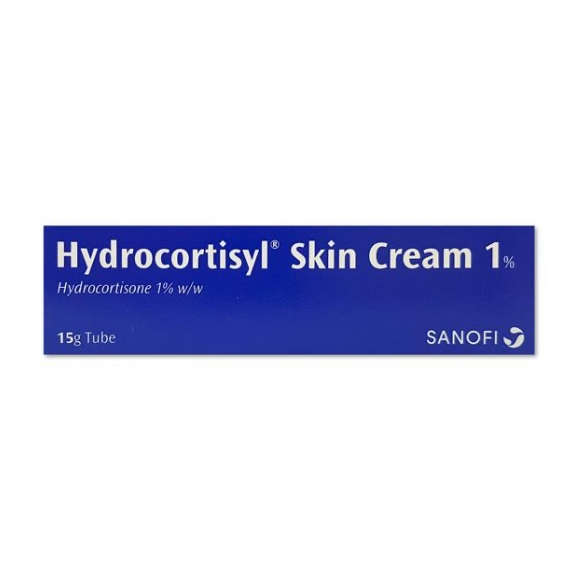 Hydrocortisyl Skin Cream 1% w/w