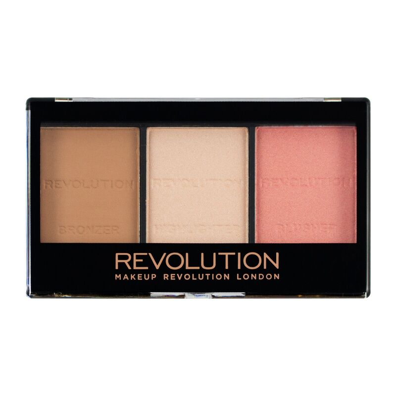 Makeup Revolution Ultra Brightening Contour Kit