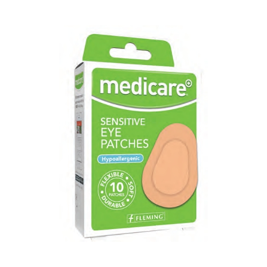 Medicare Sensitive Eye Patches