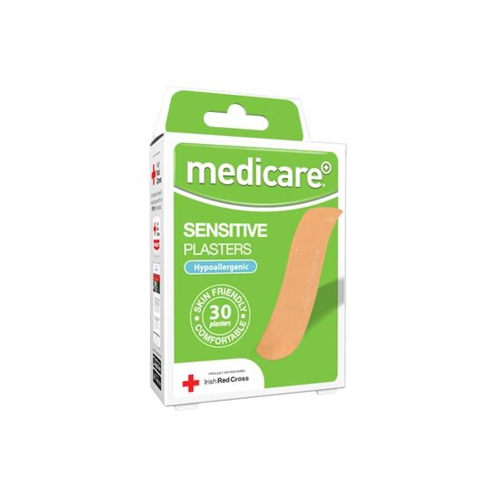 Medicare Family Pack Sensitive Plasters (50+ Plasters)