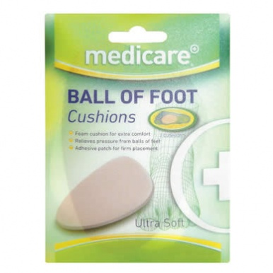 Medicare Ball of Foot Cushions (2 Pack)