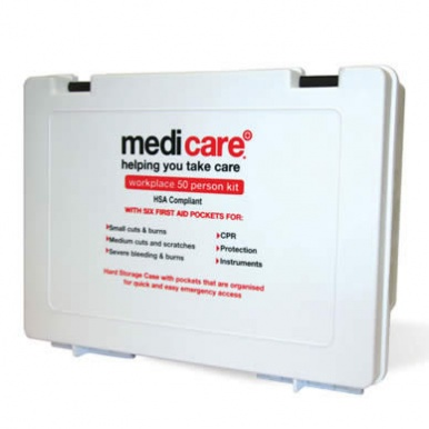 Medicare Workplace First Aid Kit (50 Persons)