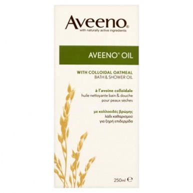 Aveeno Bath & Shower Oil 250ml