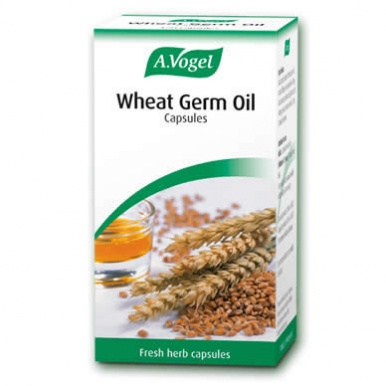 A.Vogel Wheat Germ Oil Capsules