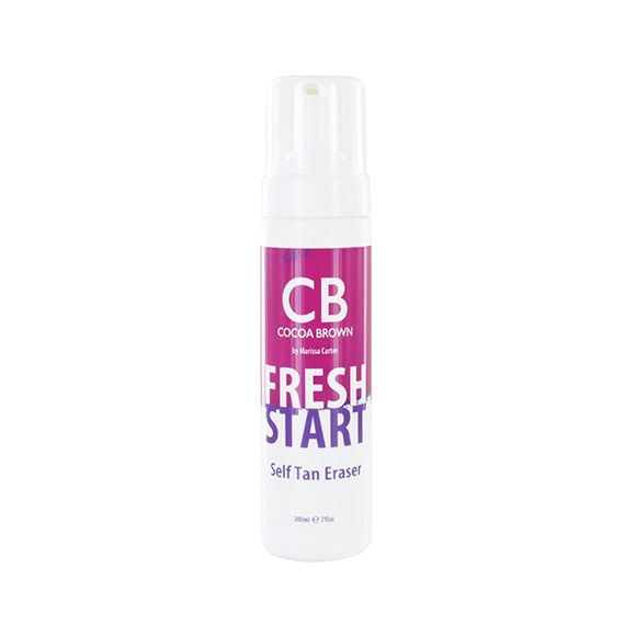 Cocoa Brown Fresh Start Tan Eraser 200ml