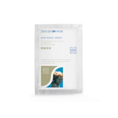 Dead Sea Spa Magik Hair Magic Serum Sachet 25g