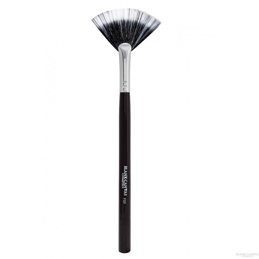 Blank Canvas F05 Fan Brush (Multi-Purpose Brush)