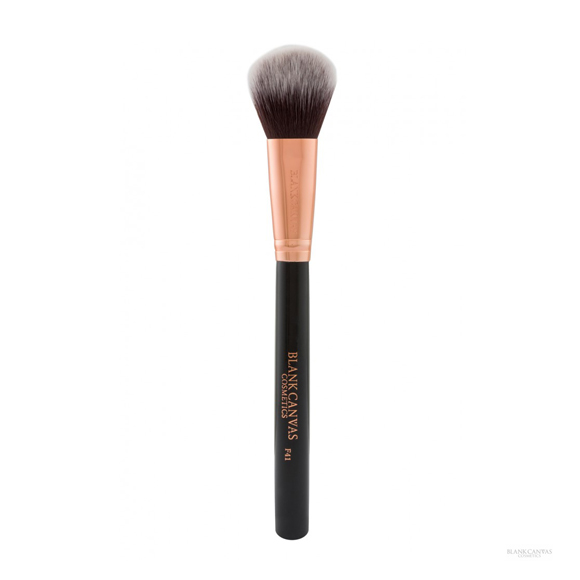 Blank Canvas F41 Flat Tapered Cheek Brush