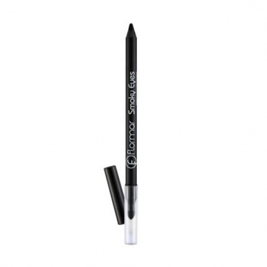 Flormar Smoky Eyes Carbon Black Waterproof Eyeliner