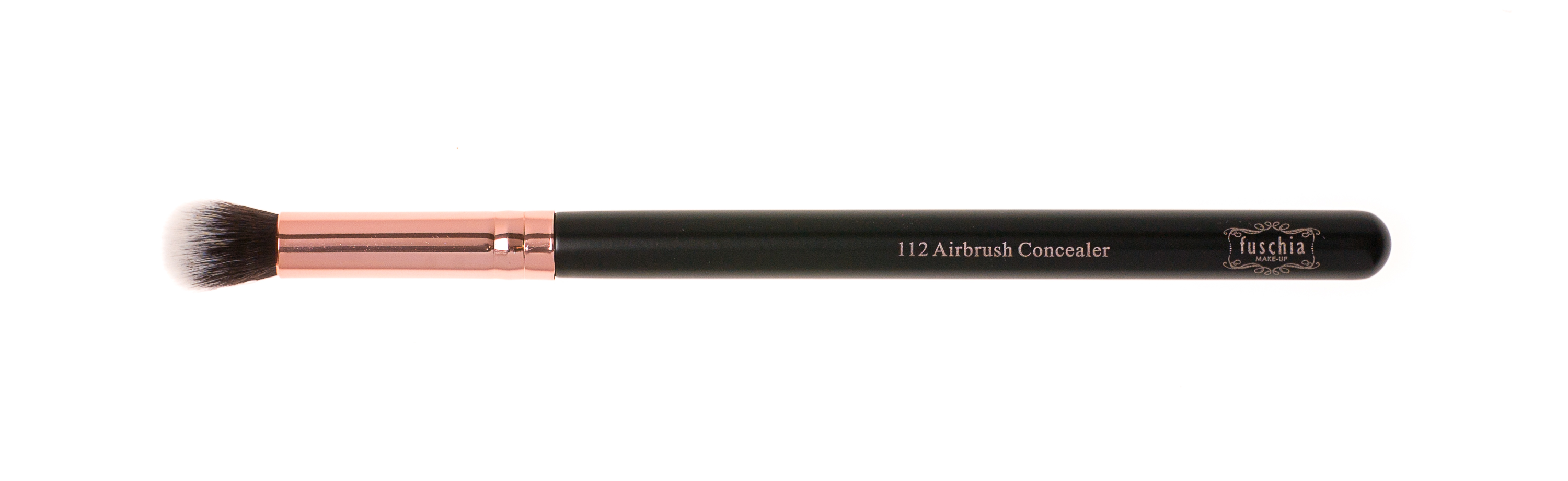 Fuschia Airbrush Concealer Brush (Rose Gold 112)