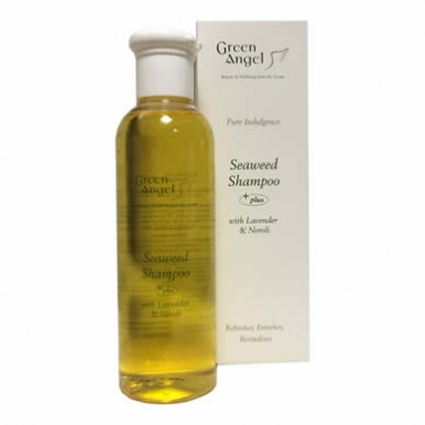 Green Angel Seaweed Shampoo 200ml