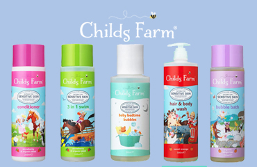 Childs Farm product range