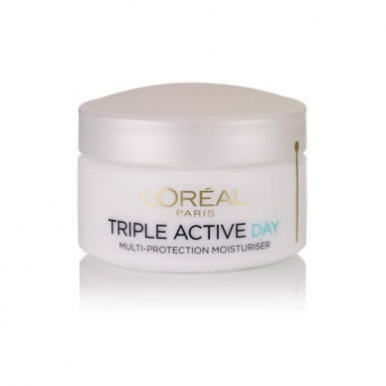L'Oreal Triple Active Day Normal & Combination 50ml