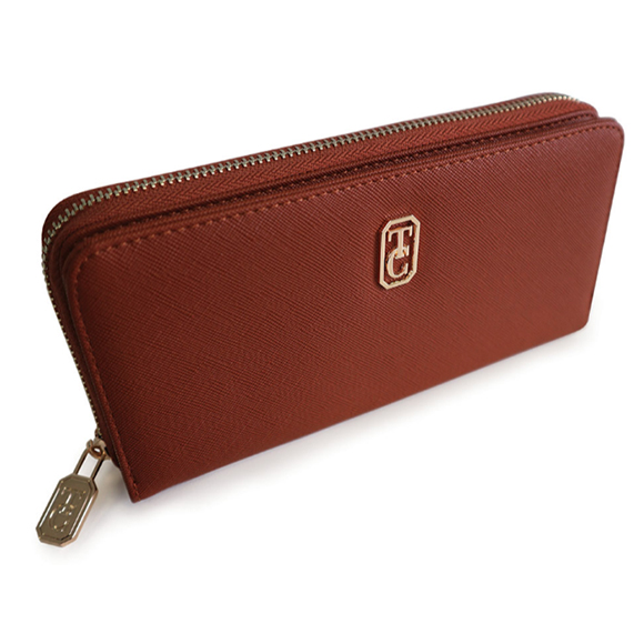 Tipperary Crystal Umbria Brown Wallet