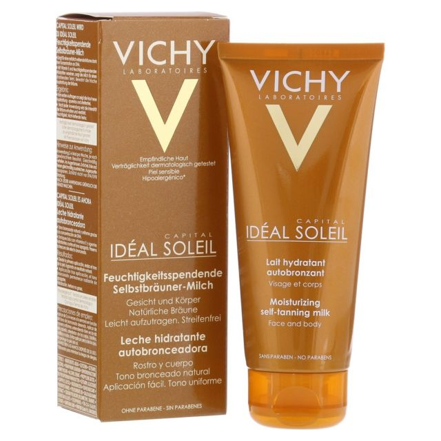 Vichy Capital Soleil Self Tanner 100 ml