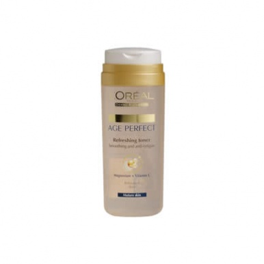 L'Oreal Age Perfect Refreshing Toner 200ml