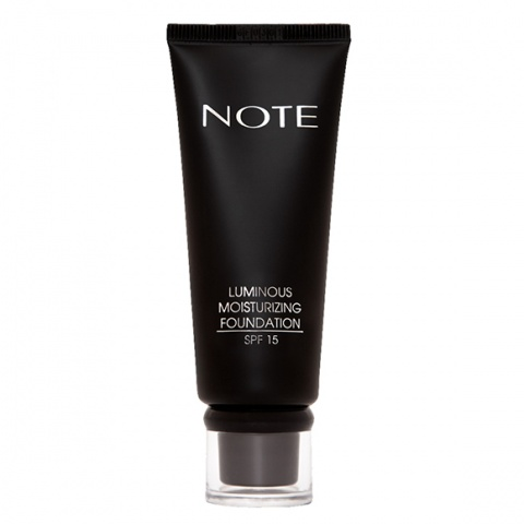 NOTE Luminous Moisturising Foundation