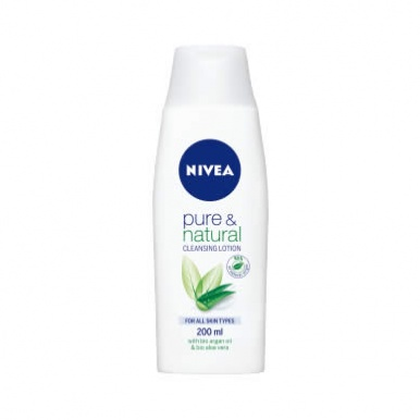 Nivea Pure & Natural Cleansing Lotion 200ml