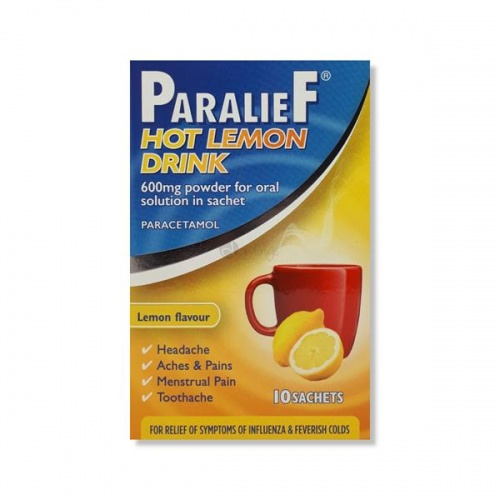 Paralief Hot Lemon Drink