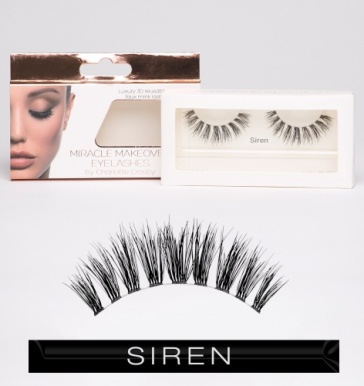 Flique Miracle Makeover Eye Lashes by Charlotte Crosby - Siren