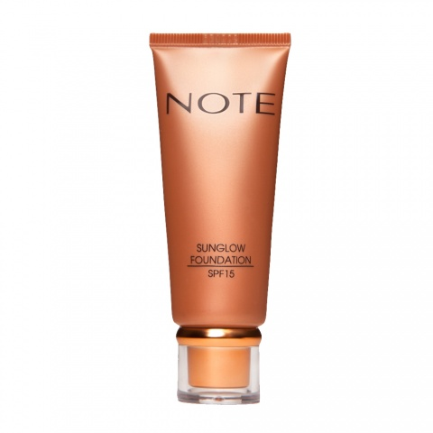 NOTE Sun Glow Foundation