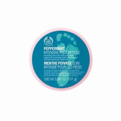 The Body Shop Peppermint Intensive Foot Rescue 100ml