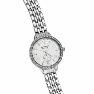 Tipperary Crystal Silver Artemis Watch