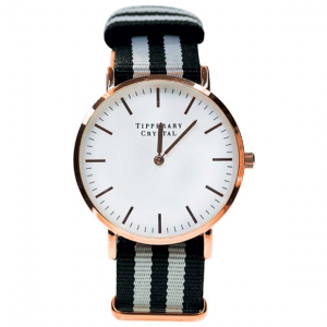 Tipperary Crystal Precision Watch - Bond Nato Strap