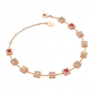 Tipperary Crystal Princess Summer Bracelet