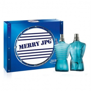 Jean Paul Gaultier Le Male Merry JPG Fragrance Gift Set For Him