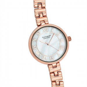 Tipperary Crystal Zeus Rose Gold Watch