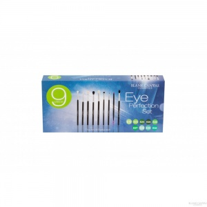 Blank Canvas Eye Perfection Collection Brushes Only (9 Piece Set)