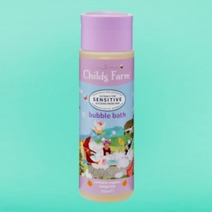 Childs Farm Bubble Bath with Organic Tangerine 250ml