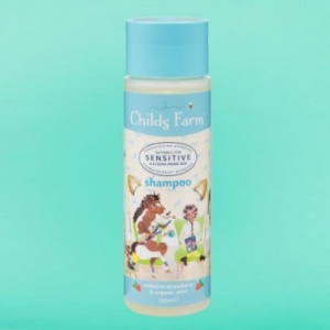 Childs Farm Shampoo with Strawberry & Organic Mint 250ml