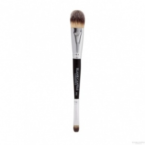 Blank Canvas F02 Double Ended Painter Style Foundation and Concealer Brush