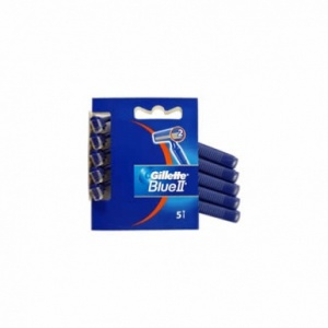 Gillette Blue 2 Disposable Razors (5 Pack)