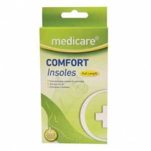 Medicare Comfort Insoles (2 Pack)