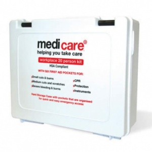 Medicare Workplace First Aid Kit (20 Persons)