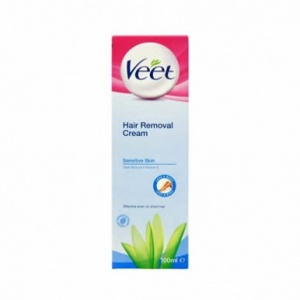 Veet Hair Removal Cream Sensitive Skin 100ml