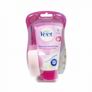 Veet In-Shower Hair Removal Cream for Normal Skin 150ml