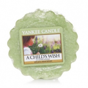 A Child's Wish Wax Tart