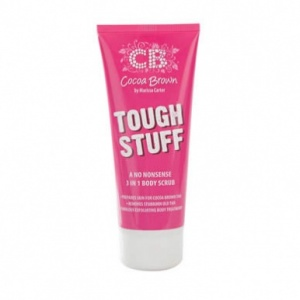 Cocoa Brown Tough Stuff 3-in-1 Body Scrub 200ml