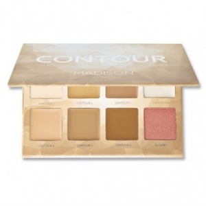 Madison Make-Up Contour | Highlighter | Blusher Kit